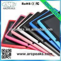 7 inch allwinner a13 super hd player tablet pc