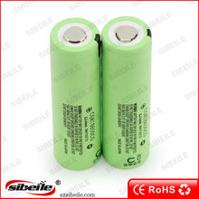 Factory price rechargeable battery 3.7v 2250mah li ion battery 2250mah NCR 18650 battery ncr18650cg