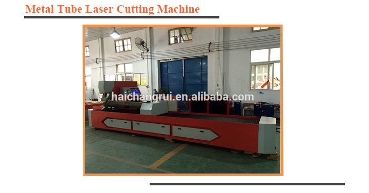 Stainless steel mild steel aluminum copper metal tube/pipe laser cutting machine