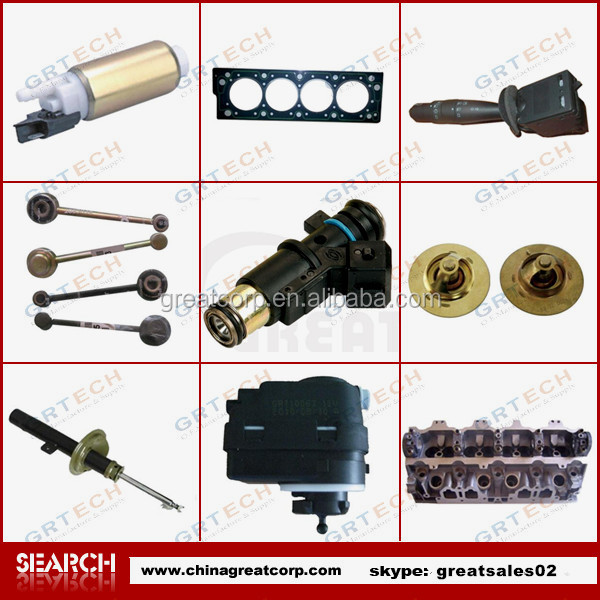 Good quality auto spare parts for peugeot 405
