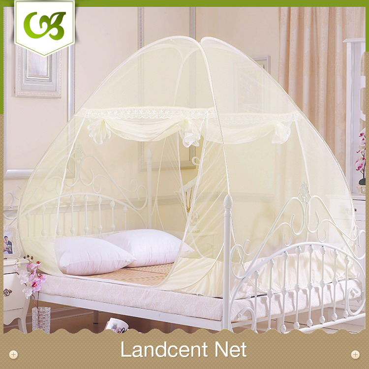 Direct factory family use stainless steel pop up mosquito net