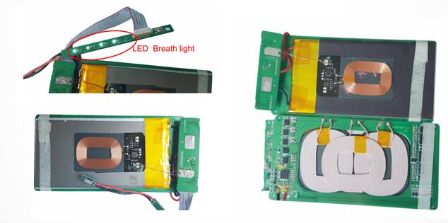 how to stop green flashing light on nec phone