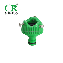 garden hose connector flexible pipe fittings water hose tap adapter 1/2'' 3/4'' plastic water tap connectors