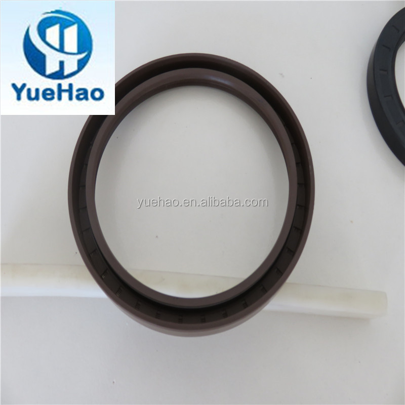 Oil gasket silicone rubber seal for heat resistant