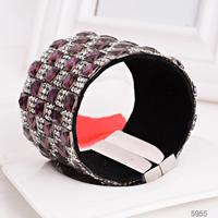 High quality crystal handmade bangles
