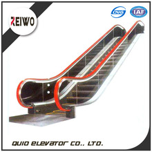Factory custom luxury home handrail escalator for residential