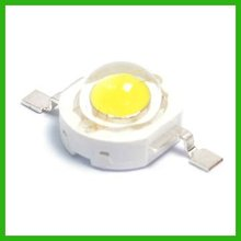1w cool white led high bright 150lm/w