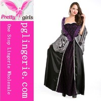 Wholesale women adult pirate costumes,gothic costumes,masquerade ball costumes M4048