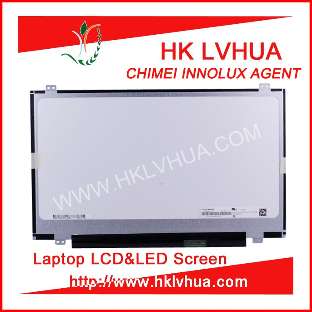 14.0 thin lvds connector 40pin led screen N140FGE-L32 for Sony laptop refurbished wholesale electronics