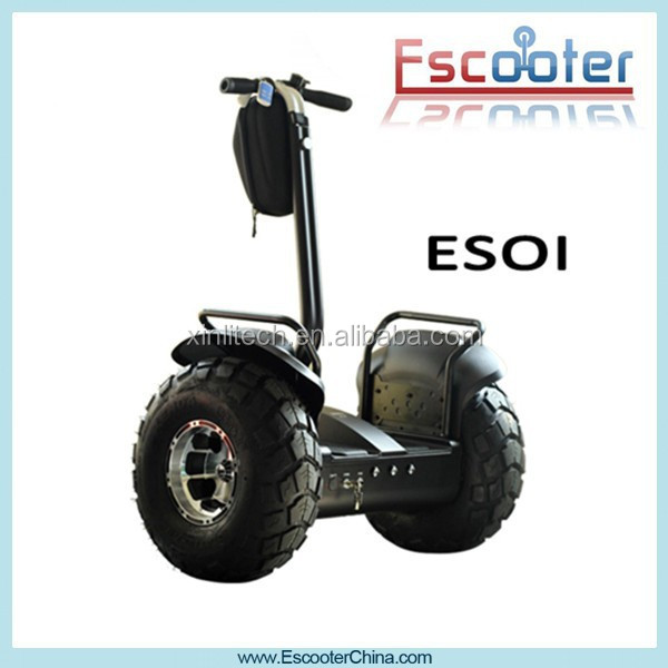 Off Road Two Wheel Self-balancing Electric Chariot Scooter/Vehicle/Transporter/Bike