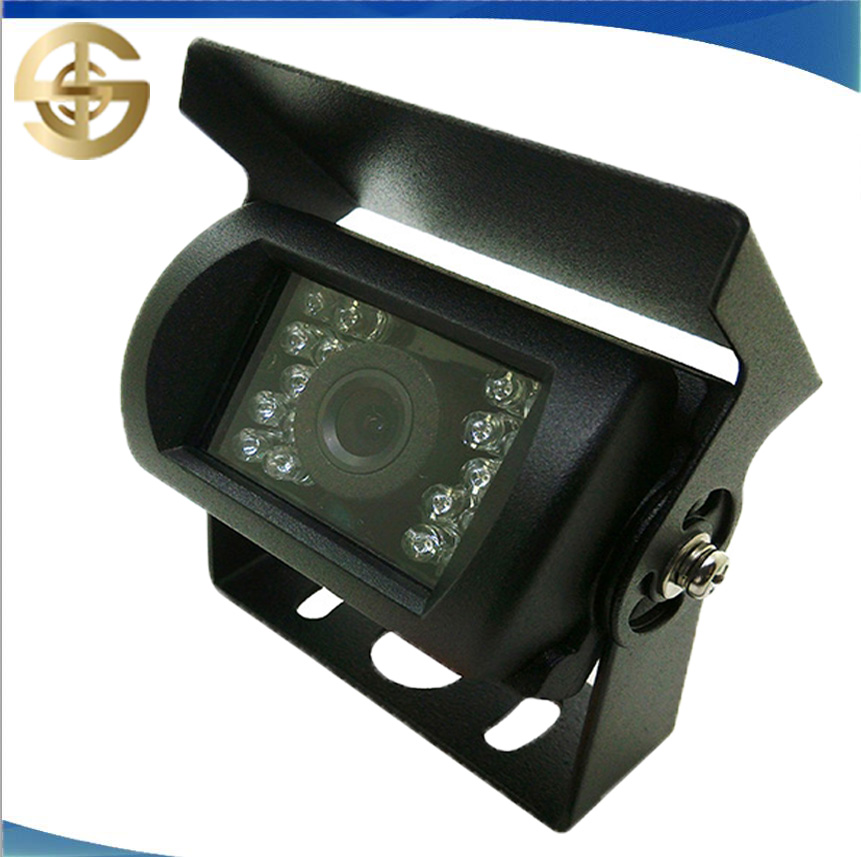 Outdoor Waterproof 12~36V Infared Car Camera For Truck