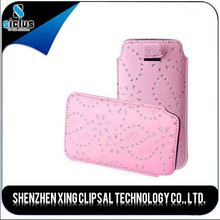 Cell phone protector case leather mobile phone case for samsung Galaxy S5 from china factory