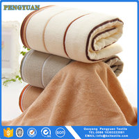 China stock lot cheap cotton bath towel for sale