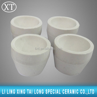 (20 Years Professional Quality,ISO9001 Maker!) High Quality Magnesia Cupel For Gold Melting