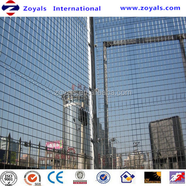 Hot Sale/Stainless Steel Welded Metal Fence