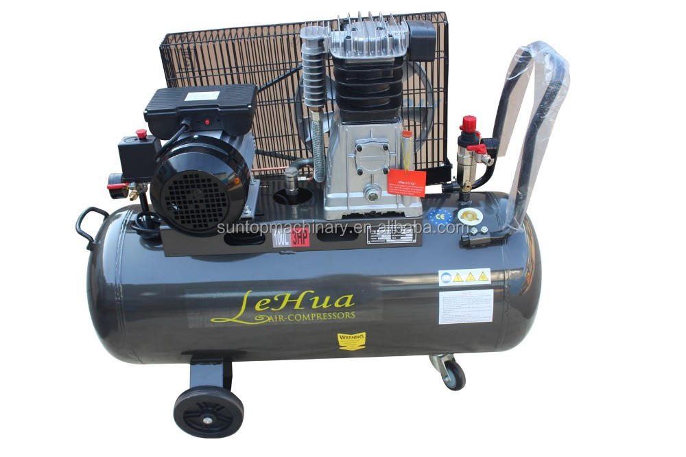 italy type belt air compressor with 100L tank 3HP 2.2KW