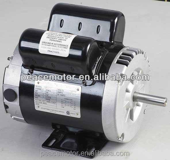 Odp single phase capacitor start run motor buy capacitor for Single phase capacitor start motor