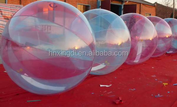 amazing amusement equipments water walking ball for sale