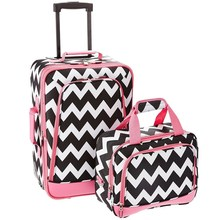 High capacity vogue luggage travel trolley bag