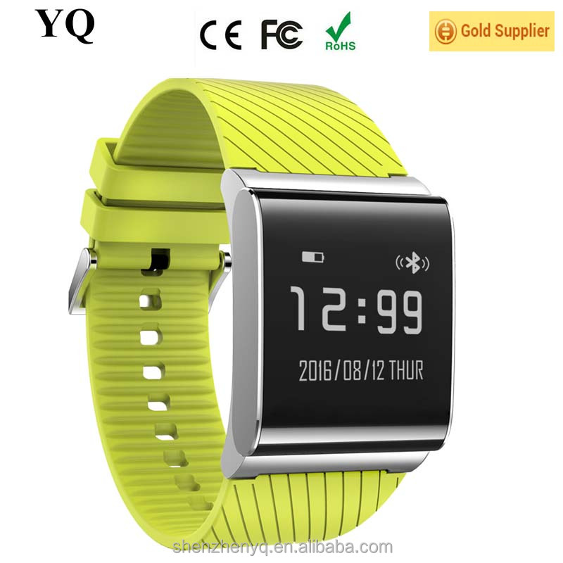 X9 plus YQ Blood Oxygen pressure smart bracelet ID107 update High Quality Bluetooth Heart Rate Fitness Health Bracelet Smart Wat