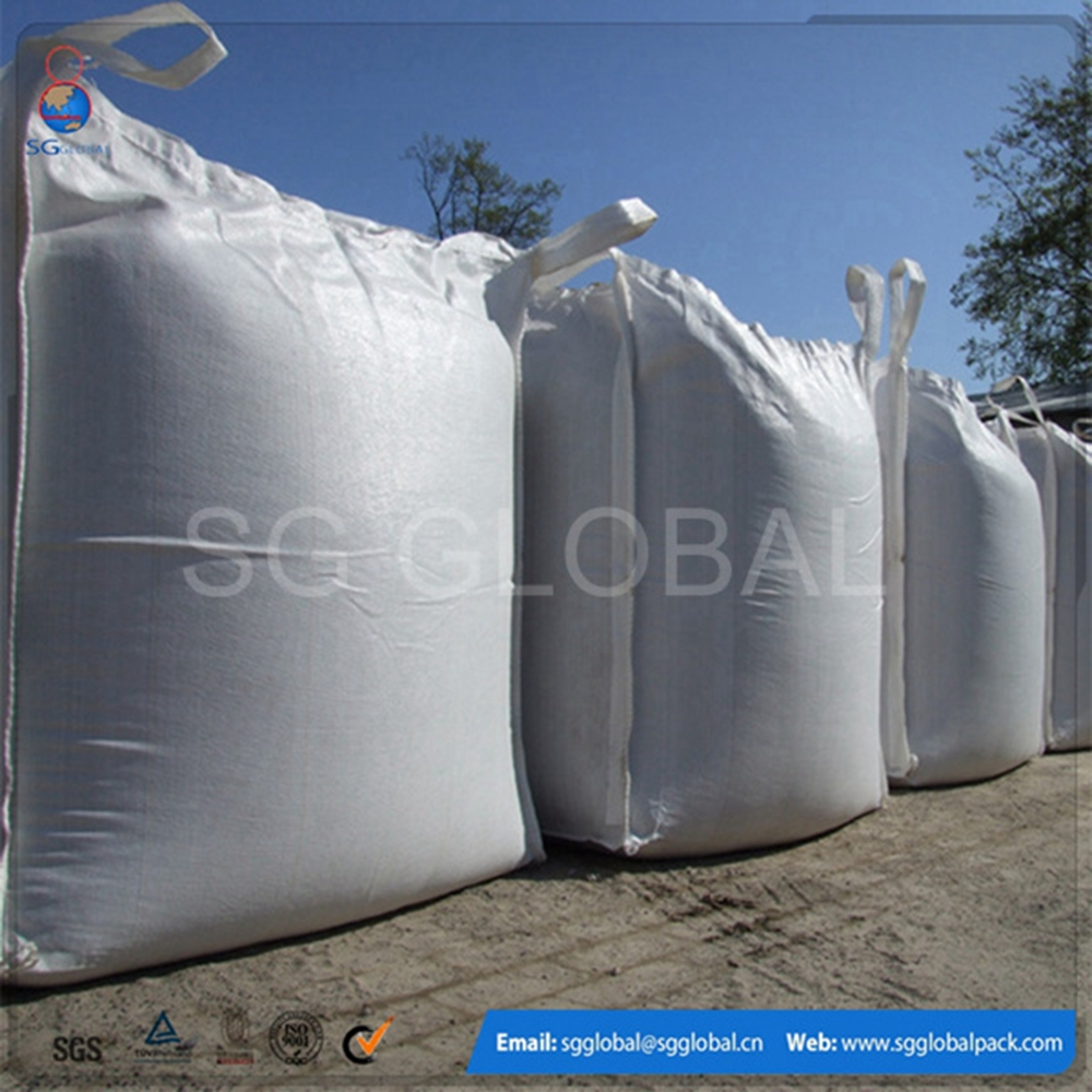 HDPE materials 500kg jumbo big plastic bag