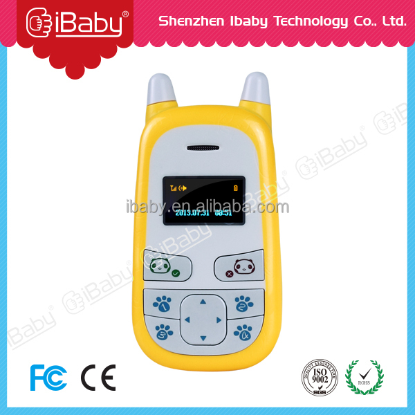 Ibaby children hand held mini kids phone LBS very small mobile phone
