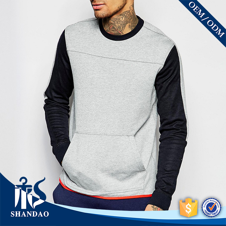Guangzhou Shandao Raglan Knitted Sweater Long Sleeve Jersey Pullover pictures of types of clothes
