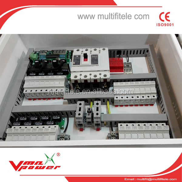 Solar Junction Box have Anti-Return Diode Protecting