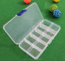 plastic storage box with 10 compartment