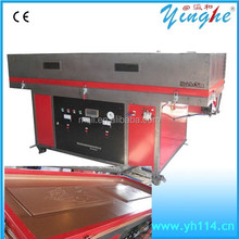 hot vacuum press laminating machine/ membrane press/Woodworking machine