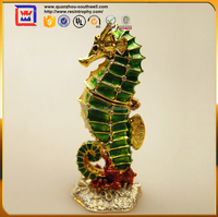 Southwell New Design Seahorse Jewel Box For Home Decor