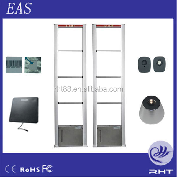 8.2Mhz with factory price EAS Security Entrance Gates,High quality EAS Alarm Gates