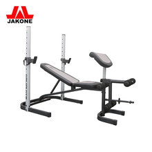 High quality exercise machine Folding incline tsa weight bench dimensions