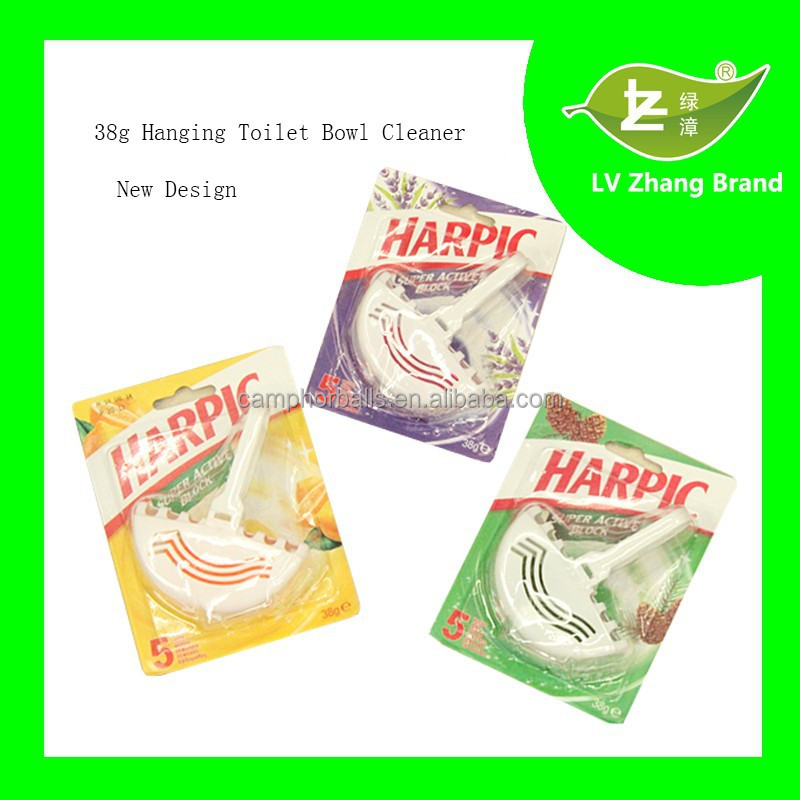 Best Hanging Natural Colored Rim Block Toilet Bowl Cleaner