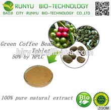Green Coffee Bean Extract Organic Slimming Pills