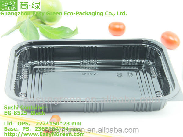 Takeaway Disposable Cookie Container With Clear Lid EG-8530