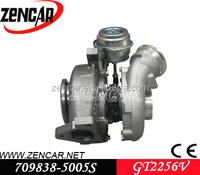 Zencar Design garrett gt2256v turbo 721204-1