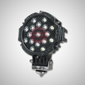 High quality 51w Red and Black color led work light 10-30v led IP67 work lamp