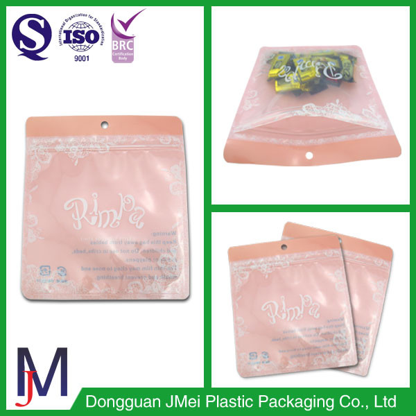 China manufacturer packaging printing small plastic bags for drugs /pills