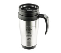 Disney audited factory double wall tumbler with handle