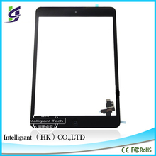 Top quality Original New Touch Screen Glass Digitizer IC Chip Replacement For IPad Mini Glass with IC Replacement
