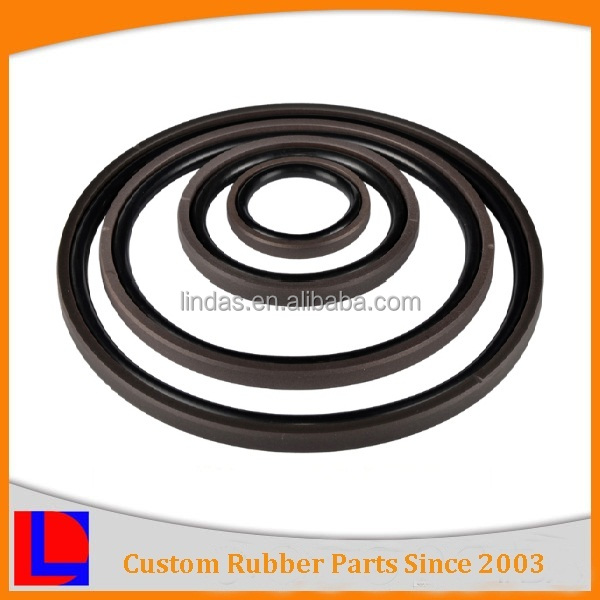 Wholesale high quality excavator SPGO piston hydrautic oil seal