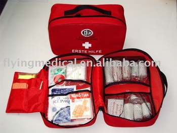 Pubilc Security First aid kit (LF-52)( FDA & CE approved)