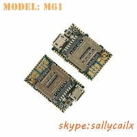 small size gsm gps tracker motherboard with web platform m61 pcba board to customize shoes gps tracker