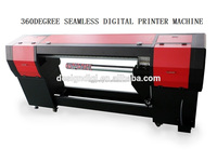 high speed Digital textile printing equipment for all fabric textile 360 degree digital socks printing machine
