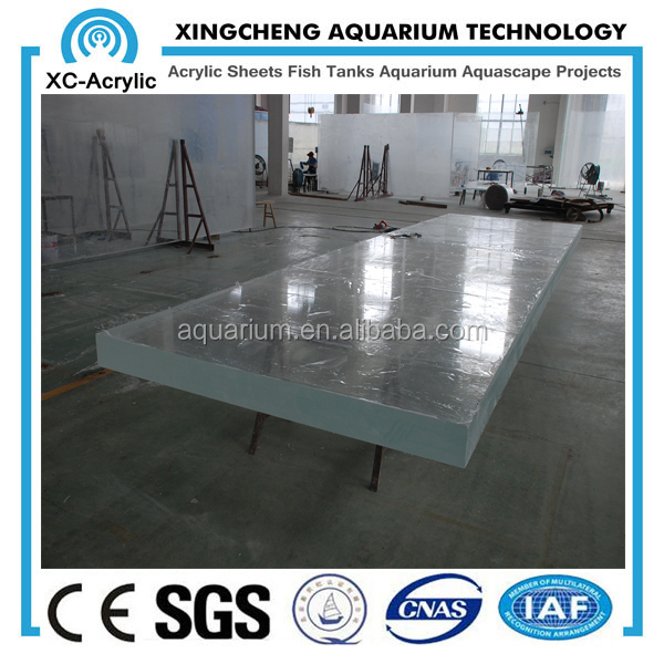 Factory direct sale for clear plexiglass sheet