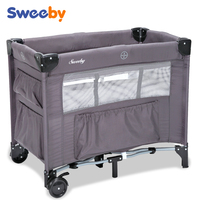 Manufacturer small size baby playpen