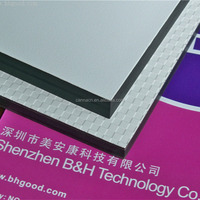 basic size compact lamiante board for wall cladding and exterior panel