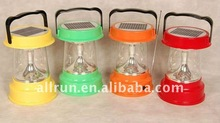 Function of radio and charger solar lantern