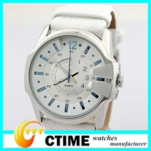 2014 premium gift water resistant quartz watches 3 bar